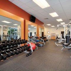 Отель Washington Hilton фитнесс-зал