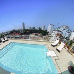 Sunny Hotel бассейн фото 2