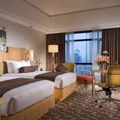 Отель Swissotel Grand Shanghai комната для гостей фото 4