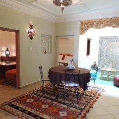 Отель AppartHotel Khris Palace Марокко, Уарзазат - отзывы, цены и фото номеров - забронировать отель AppartHotel Khris Palace онлайн комната для гостей фото 5