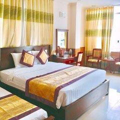 Nhat Thanh Hotel комната для гостей фото 4