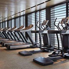 Отель Armani Hotel Milano Италия, Милан - 2 отзыва об отеле, цены и фото номеров - забронировать отель Armani Hotel Milano онлайн фитнесс-зал фото 4