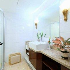 Отель Grand Holiday Hotel Китай, Шэньчжэнь - отзывы, цены и фото номеров - забронировать отель Grand Holiday Hotel онлайн ванная фото 2