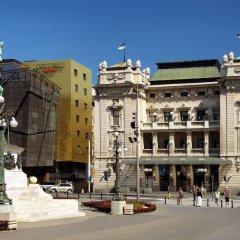 Отель Courtyard Marriott Belgrade City Center Сербия, Белград - 1 отзыв об отеле, цены и фото номеров - забронировать отель Courtyard Marriott Belgrade City Center онлайн фото 7