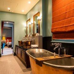 Отель Fox and Anchor ванная фото 2