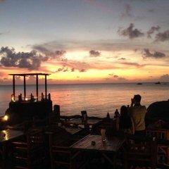 Отель Dusit Buncha Resort Koh Tao пляж