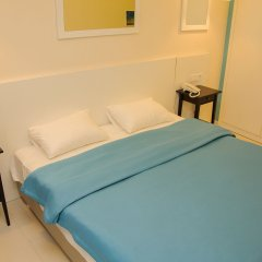 Дизайн Отель Скопели комната для гостей фото 3