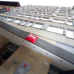 Отель ibis Budapest City парковка