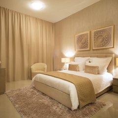 Отель Barcelo Residences Dubai Marina комната для гостей