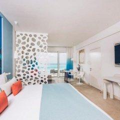 Отель Coral Level at Iberostar Selection Cancun комната для гостей фото 4
