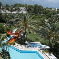 Hotel Asdem Park - All Inclusive спортивное сооружение