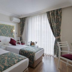 Alaiye Kleopatra Hotel комната для гостей фото 3