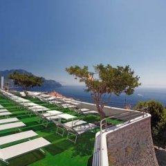 Отель dei Cavalieri Италия, Амальфи - отзывы, цены и фото номеров - забронировать отель dei Cavalieri онлайн пляж фото 2