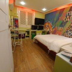 Отель Mill Motel Южная Корея, Сеул - отзывы, цены и фото номеров - забронировать отель Mill Motel онлайн комната для гостей фото 2