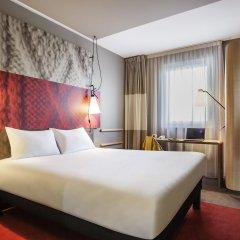 Отель Hôtel Ibis Toulouse Purpan Франция, Тулуза - отзывы, цены и фото номеров - забронировать отель Hôtel Ibis Toulouse Purpan онлайн комната для гостей фото 4