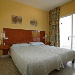 Отель Sol Lunamar Apartamentos - Adults Only комната для гостей фото 5