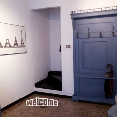 Отель I Tetti Di Genova B&B Италия, Генуя - отзывы, цены и фото номеров - забронировать отель I Tetti Di Genova B&B онлайн комната для гостей фото 5