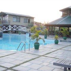 Отель Safari Adventure Lodge Непал, Саураха - отзывы, цены и фото номеров - забронировать отель Safari Adventure Lodge онлайн бассейн фото 3