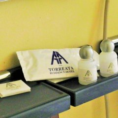 Torreata Residence Hotel ванная
