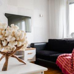 Апартаменты P&O Apartments Stegny Варшава комната для гостей фото 4