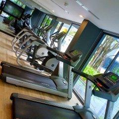 Отель Patong Beach Luxury Condo фитнесс-зал фото 4