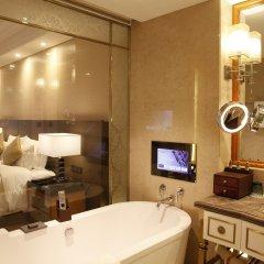 Отель Wyndham Grand Xiamen Haicang Китай, Сямынь - отзывы, цены и фото номеров - забронировать отель Wyndham Grand Xiamen Haicang онлайн ванная