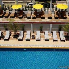 Отель Buri Tara Resort фитнесс-зал фото 2