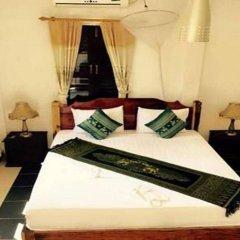Отель Villa Oasis Luang Prabang ванная