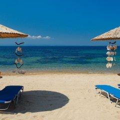 Отель Blue Dolphin Hotel Греция, Метаморфоси - отзывы, цены и фото номеров - забронировать отель Blue Dolphin Hotel онлайн спортивное сооружение