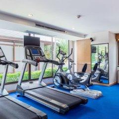 Отель Lasalle Suite Бангкок фитнесс-зал