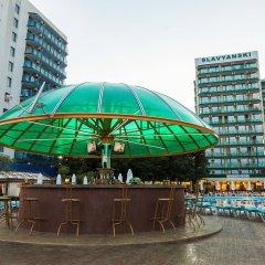 Отель SLAVYANSKI Солнечный берег бассейн фото 3