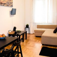 Friends Hostel and Apartments Budapest комната для гостей