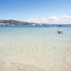 Отель Son Matias Beach пляж