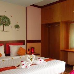 Отель Airport Phuket Garden Resort Таиланд, Такуа-Тунг - отзывы, цены и фото номеров - забронировать отель Airport Phuket Garden Resort онлайн комната для гостей фото 4