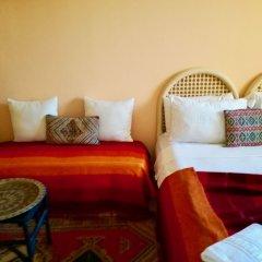 Отель Dar Jameel Марокко, Танжер - отзывы, цены и фото номеров - забронировать отель Dar Jameel онлайн комната для гостей фото 3