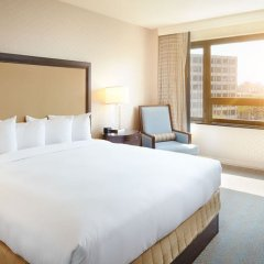 Отель Washington Hilton комната для гостей фото 4