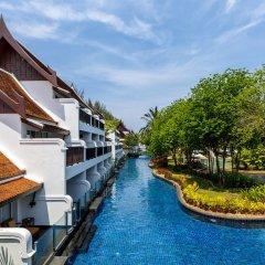 Отель JW Marriott Khao Lak Resort and Spa бассейн фото 2