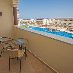 Отель Sentido Mamlouk Palace Resort балкон