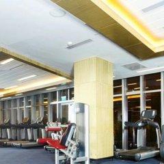 Отель Grand Millennium Beijing фитнесс-зал фото 4