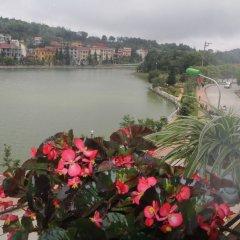 Отель Sapa Lake View Hotel Вьетнам, Шапа - отзывы, цены и фото номеров - забронировать отель Sapa Lake View Hotel онлайн приотельная территория