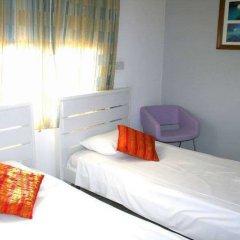 Отель Blue Coral Beach Villas комната для гостей