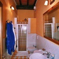Отель Savernano Италия, Реггелло - отзывы, цены и фото номеров - забронировать отель Savernano онлайн ванная фото 2