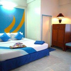 Отель Sawasdee Khaosan Inn Бангкок комната для гостей фото 4