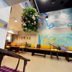 Отель S1hostel Bangkok Бангкок интерьер отеля