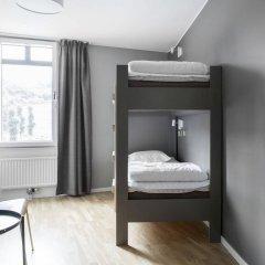 Отель Linneplatsens Hotell & Vandrarhem Гётеборг комната для гостей фото 5