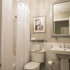 Отель 3 West Club США, Нью-Йорк - отзывы, цены и фото номеров - забронировать отель 3 West Club онлайн ванная фото 3