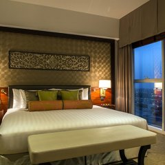 Отель Dusit Thani Dubai комната для гостей фото 3