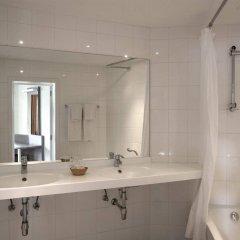 Отель Alma Grand Place Брюссель ванная фото 2