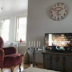 Апартаменты Sauna Apartment In The Heart Of The City Ювяскюля комната для гостей фото 3
