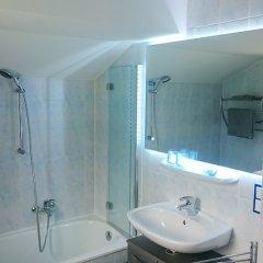 Отель Haus Haslach Австрия, Эльсбетен - отзывы, цены и фото номеров - забронировать отель Haus Haslach онлайн ванная
